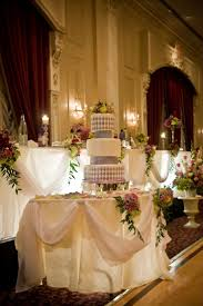 Table Decorations For Wedding by 156 Best Wedding Cake Tables Images On Pinterest Wedding Cake