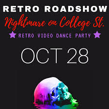retroroadshow halloween bash 2017 toronto tickets