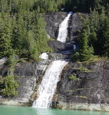 Alaska waterfalls images Dianne pictures alaska waterfalls JPG