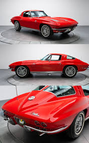 what year was the split window corvette made 63 best 63 split window corvette images on corvettes