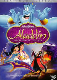 aladdin disney special platinum edition dvd two discs low cost