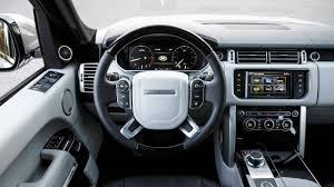 land rover steering wheel 2017 land rover range rover pricing for sale edmunds
