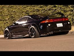 mitsubishi eclipse mitsubishi eclipse best of youtube