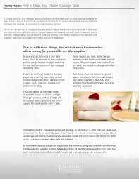 table upholstery for massage therapists how to clean your master massage table