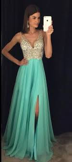 best 25 prom dresses with slits ideas on dresses with