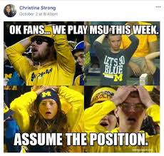 Michigan Football Memes - the absolute best memes about the michigan game