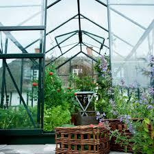 serre horticole en verre serre de jardin halls popular 3 80 m2 verte verre horticole 3 mm