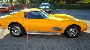 1972 stingray corvette value 1972 chevrolet corvette stingray lt1 847 485 8449