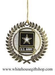 ornaments united states army usa ornament
