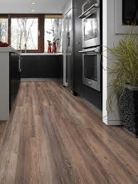 vinyl plank flooring living room contemporary with black millwork