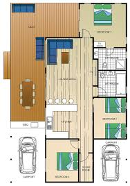 tree house condo floor plan fig tree house byron holiday park