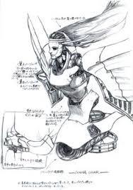 the iconic final fantasy art of tetsuya nomura final fantasy art