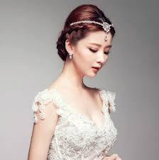 flower hair accessories 2015 new fashion charm wedding bridal rhinestone headband