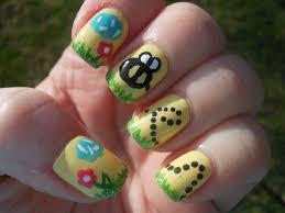 spring nail art designs u2013 acrylic nail designs