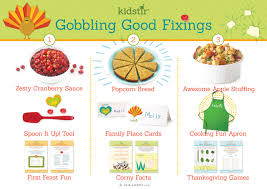 facts about the first thanksgiving for kids gobbling good fixings kit kidstir