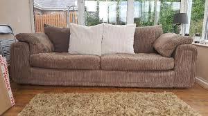 Corduroy Sofa Bed Dfs 4 Seater Corduroy Sofa In Ingol Lancashire Gumtree