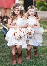 country wedding flower dresses rustic wedding flower dress fashion dresses