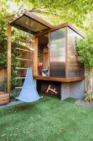 Backyard Swing Plans by Best 25 Kids House Ideas On Pinterest Playground Ideas Tree