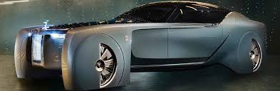 roll royce brasil rolls royce unveils three wheeled vision next 100
