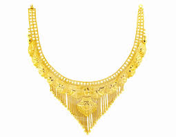 jewelry necklace design images Gold necklaces to compliment the beauty of your neckline jpg
