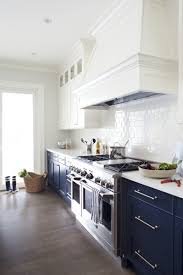 Dark Blue Kitchen Beautifully Colorful Painted Kitchen Cabinets