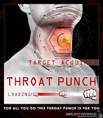 Throat Punch Meme - throat punch clipart clipartxtras