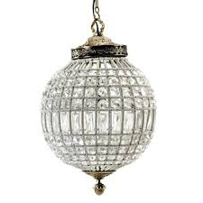 Glass Sphere Pendant Light Magnificent Aliexpress Injuicy Lighting Modern Magic Clear Crystal