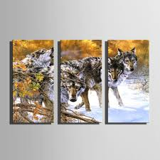 online get cheap oil painting wolf aliexpress com alibaba group