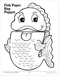 paper bag puppet pattern one of the patterns i will use on