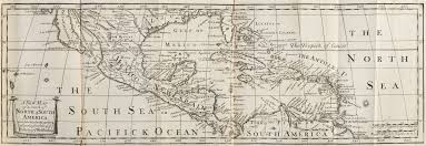Map Of Southern Spain Mapping And Legitimizing New Spain John J Burns Library U0027s Blog