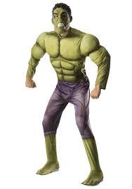 deluxe hulk avengers 2 costume