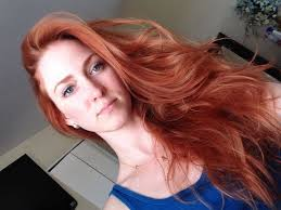 loreal hair color chart ginger hair color new penny copper formulas on natural level 7 1 goldwell