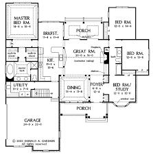 open floor house plans 1 story open concept house plans 4 bedroom homeca