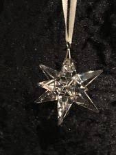 swarovski christmas ornament ebay