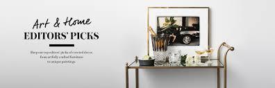 Furniture To Home Art U0026 Home Editors U0027 Picks The Realreal