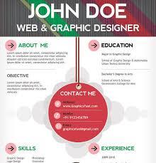 free modern resume templates psd 28 minimal creative resume templates psd word ai free download