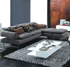 dark gray sectional sofa couches grey with chaise fabric