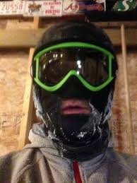 motocross helmets with goggles snow goggles that will fit under a mtb helmet mtbr com