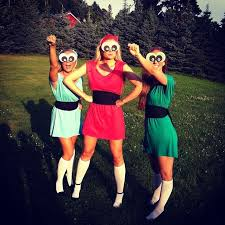 Powerpuff Girls Halloween Costumes 25 Powerpuff Girls Costume Ideas