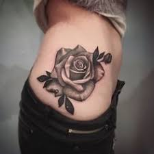 colour alberta rose tattoo ideas pinterest