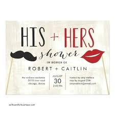 studio his and hers amazing studio his and hers wedding invitations templates or
