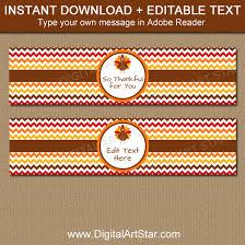 thanksgiving napkin rings printable napkin holders digital