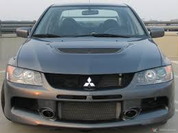 the 2007 mitsubishi lancer evolution ix mr mr momentum