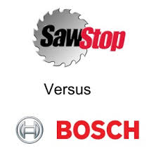 bosch safety table saw sawstop sues bosch over reaxx table saw tools of the trade table