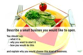 a small business you would like to open