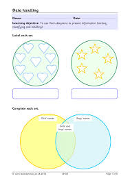 primary maths resources for statistics teachit primary