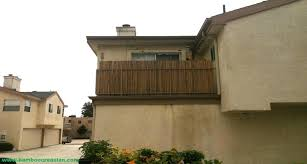 bamboo fencing cover for apartment balcony by bamboo hidden
