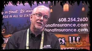 haunted house how to insure a haunted attraction youtube