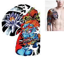 mens half sleeves tattoos online get cheap men half sleeve tattoos aliexpress com alibaba