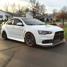 mitsubishi evolution 1 fs 2010 white evo x built everything evolutionm mitsubishi